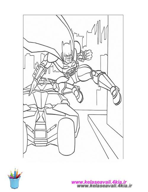 کتاب نقاشی شخصیت کارتونی