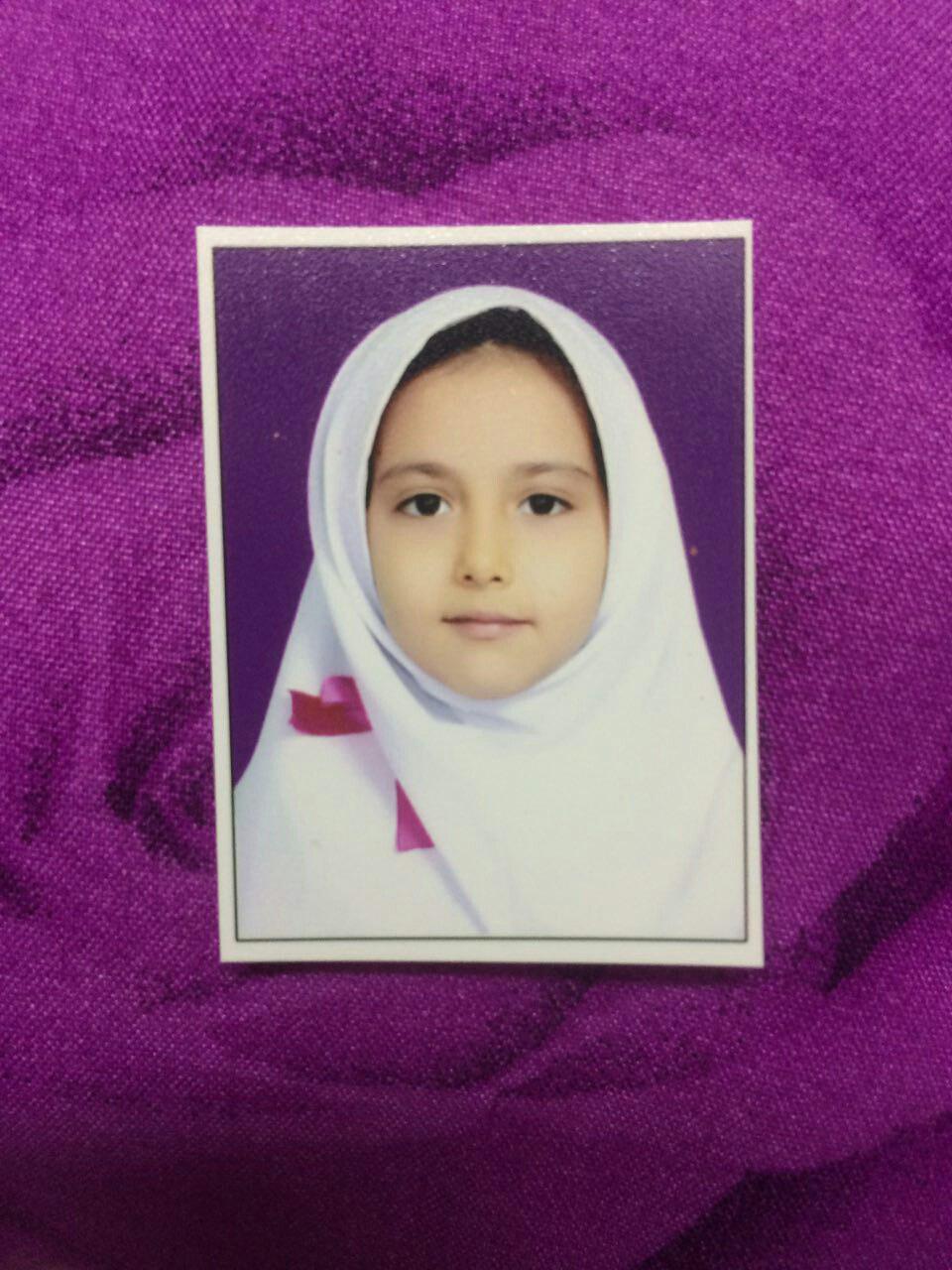 فاطمه حامدی