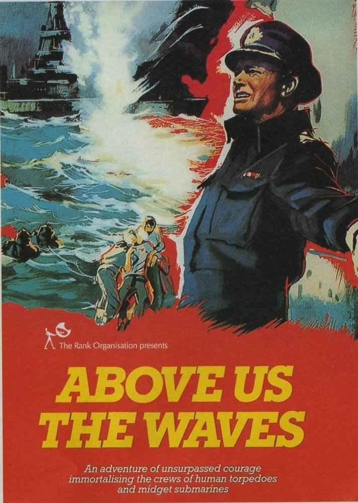 دانلود فیلم ۱۹۵۵ Above Us the Waves