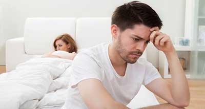 مشکلات رایج جنسی در آقایان و شیوه درمان آنها