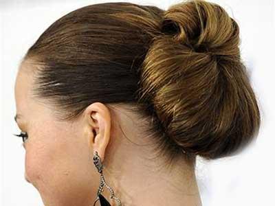 پنج مدل موی ساده و شیک برای مهمانی