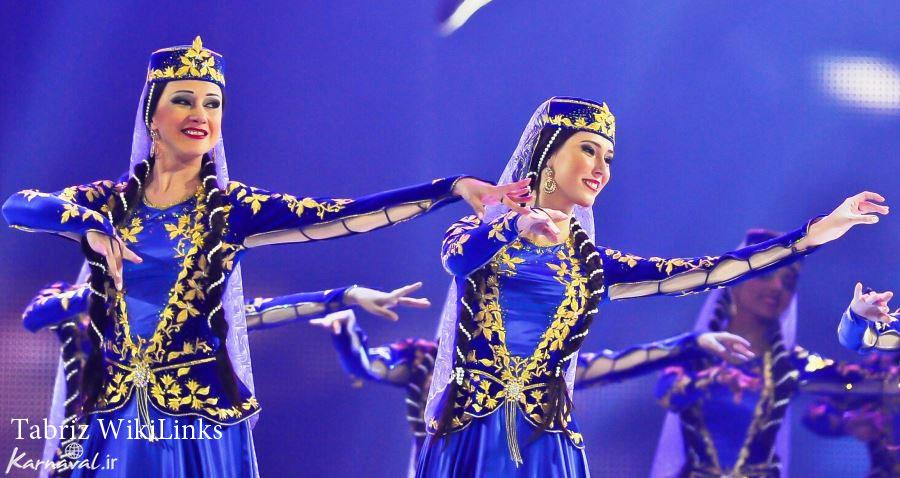 دختران آذربایجان