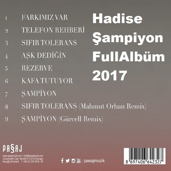 Hadise