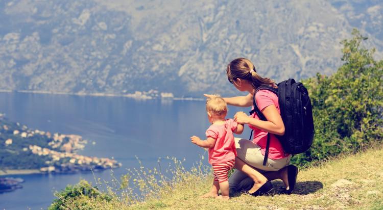 سفر با کودک