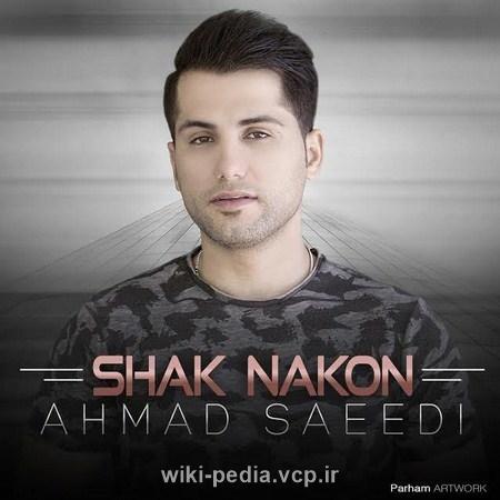 دانلود آهنگ زیبای شک نکن از احمد سعیدی