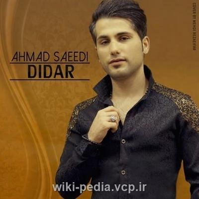دانلود آهنگ زیبای دیدار از احمد سعیدی
