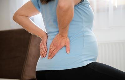 کمر دردهاي بارداري - کمر دردهايي که خانم هاي باردار مي گيرند