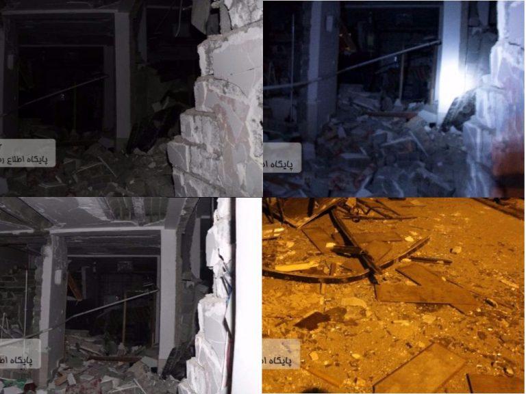 انفجار گاز در لنگرود ۸ مصدوم برجای گذاشت