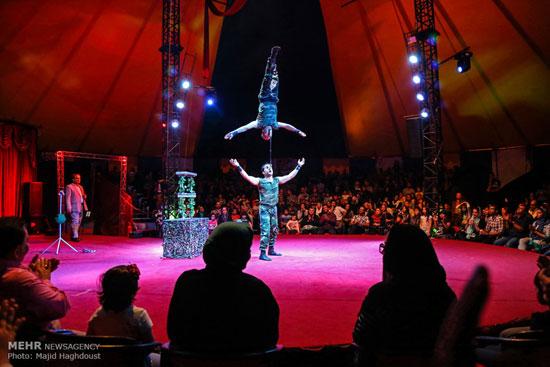 از ساعت ۲۰ دوشنبه؛ افتتاح سیرک بین المللی آفتاب در پارک شهر رشت