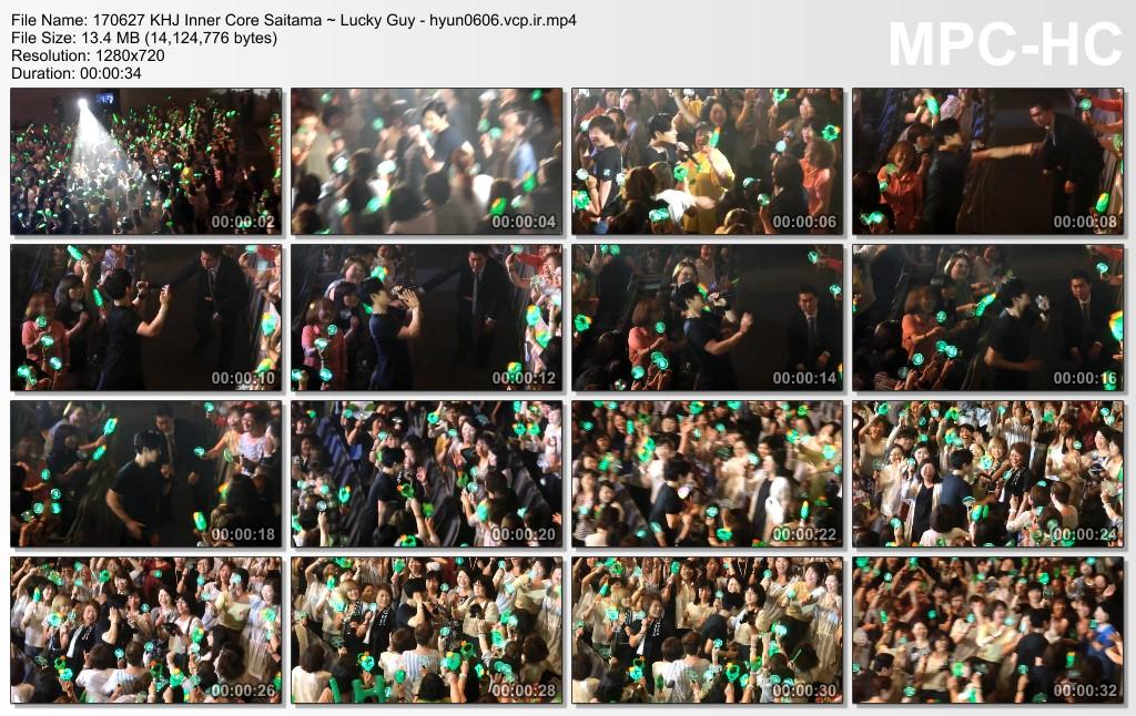 [Fancams] KHJ Japan Tour 2017 Inner Core Saitama at Omiya Sonic City [2017.06.27]
