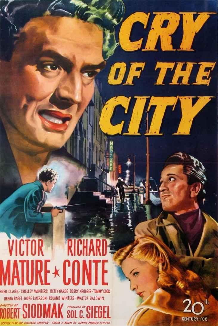 دانلود فیلم دوبله فارسی Cry of the City 1948