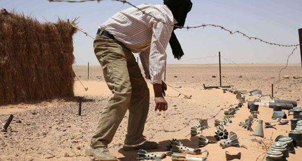 نگاهی به طولانی ترین میدان مین جهان در صحرای غربی مراکش