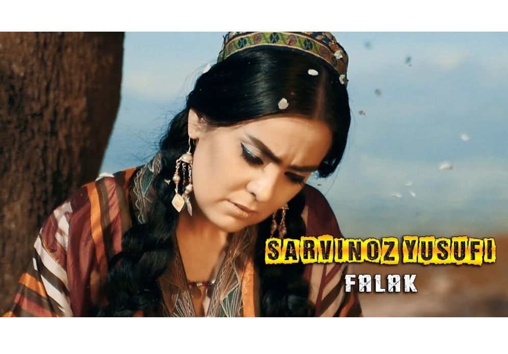 دانلود آهنگ تاجیکی جدید Sarvinoz Yusufi به نام Falak