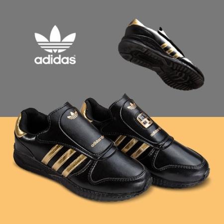 کفش Adidas مدل Timer(طلایی)