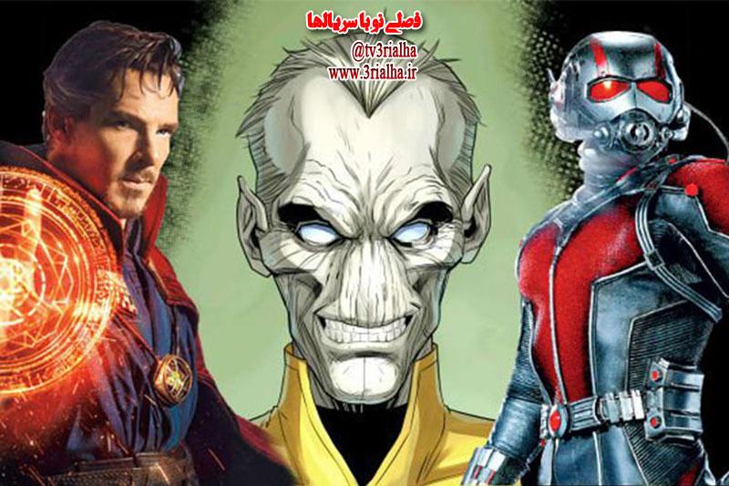 تصاویر جدید مرد مورچه ای و دکتر استرنج در فیلم Avengers: Infinity War