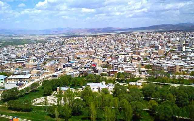 معرفی شهر زیبای تکاب