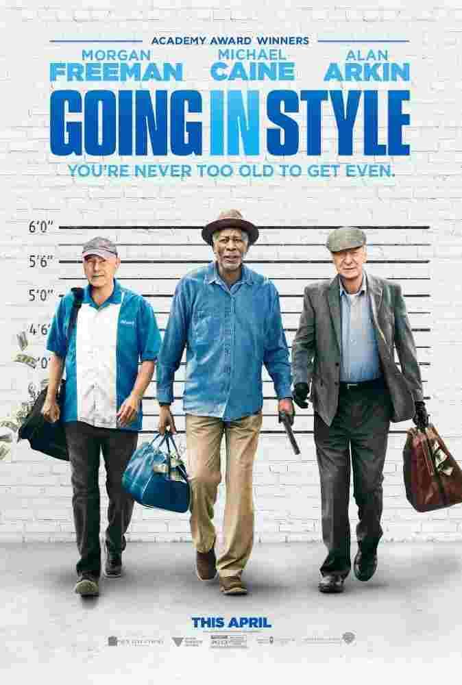 فیلم Going in Style 2017