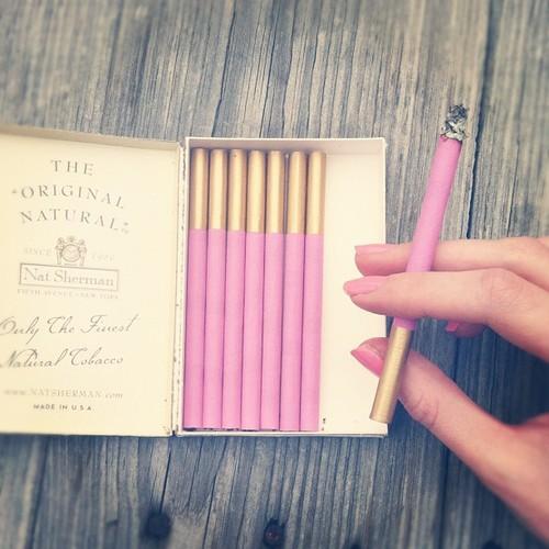 سیگار دخملونه