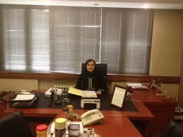 دكتر شهر بانو شمس لاهيجاني کارآفرین برتر کشور