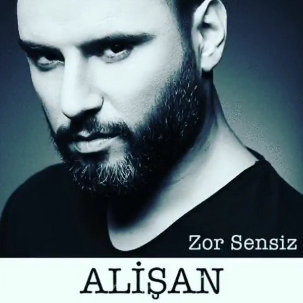 دانلود آهنگ ترکی جدید Alisan به نام Zor Sensiz