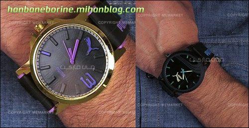 فروش مدل های جدید ساعت مچی مردانه اسپرت 2017