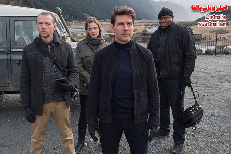 تصاویر جدیدی از فیلم Mission Impossible 6 منتشر شد