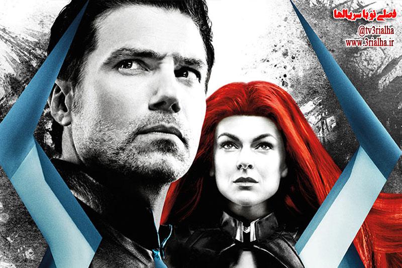 پوستر شخصیت های اصلی سریال Inhumans منتشر شد