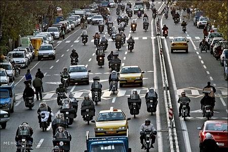ثبت نام طرح ترافیک موتورسیکلت 96 | www. motorcycle1396.tehran.ir