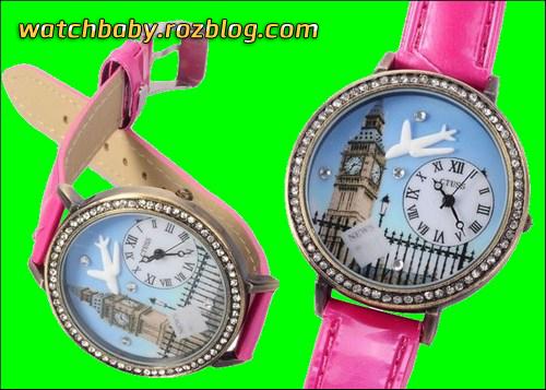 فروش بهترین ساعت مچی دخترانه با مارک معروف