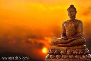 بودا یعنی بیدار