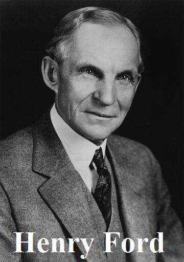 هنری فورد - Henry Ford