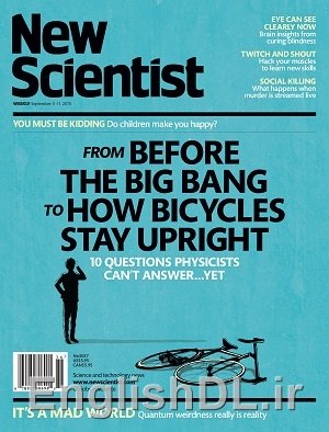 New Scientist – September 2015