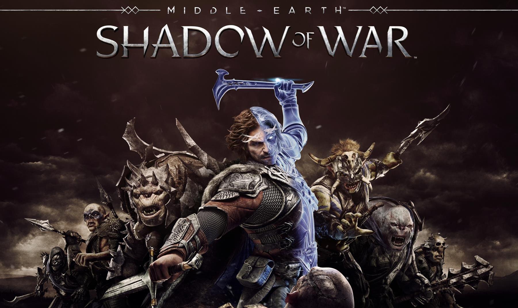تماشا کنید: تریلر جدیدی از عنوان Middle-Earth: Shadow Of War منتشر شد