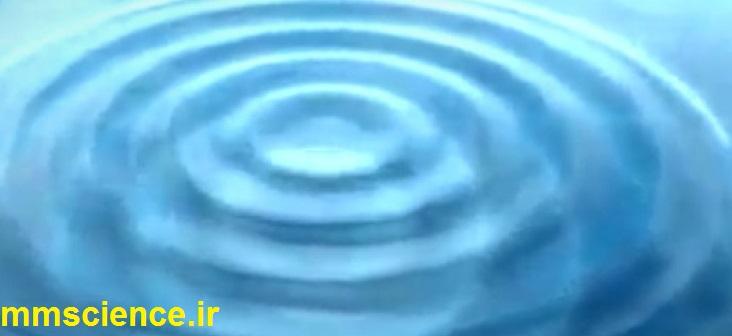 موج دایره ای