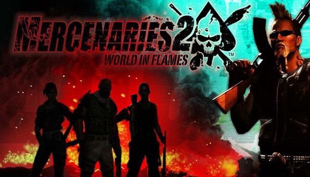 ترینر بازی Mercenaries 2 World In Flames