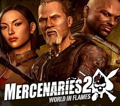 دانلود ترینر بازی Mercenaries 2 World In Flames