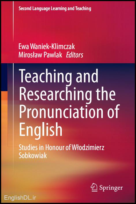 کتاب تدریس تلفظ زبان انگلیسی
