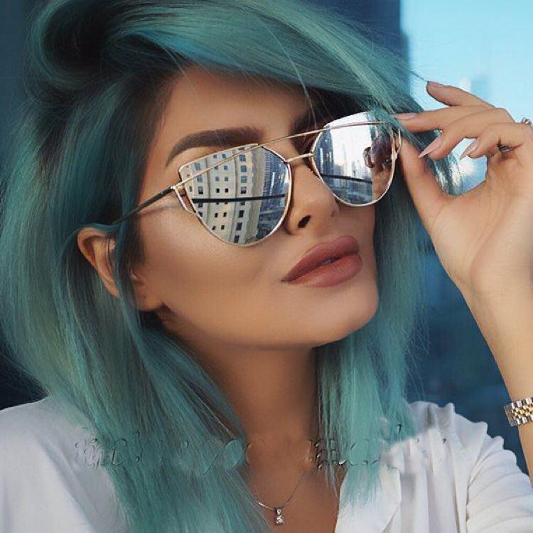قیمت عینک آفتابی شیشه رنگی