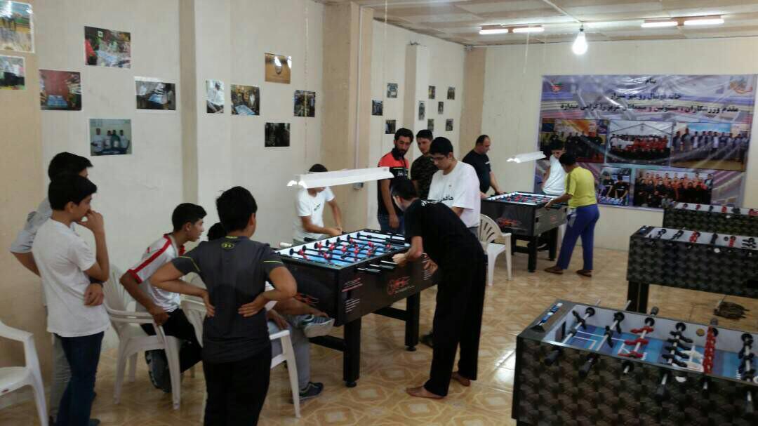 مسابقات رنکینگ فصلی استان فارس