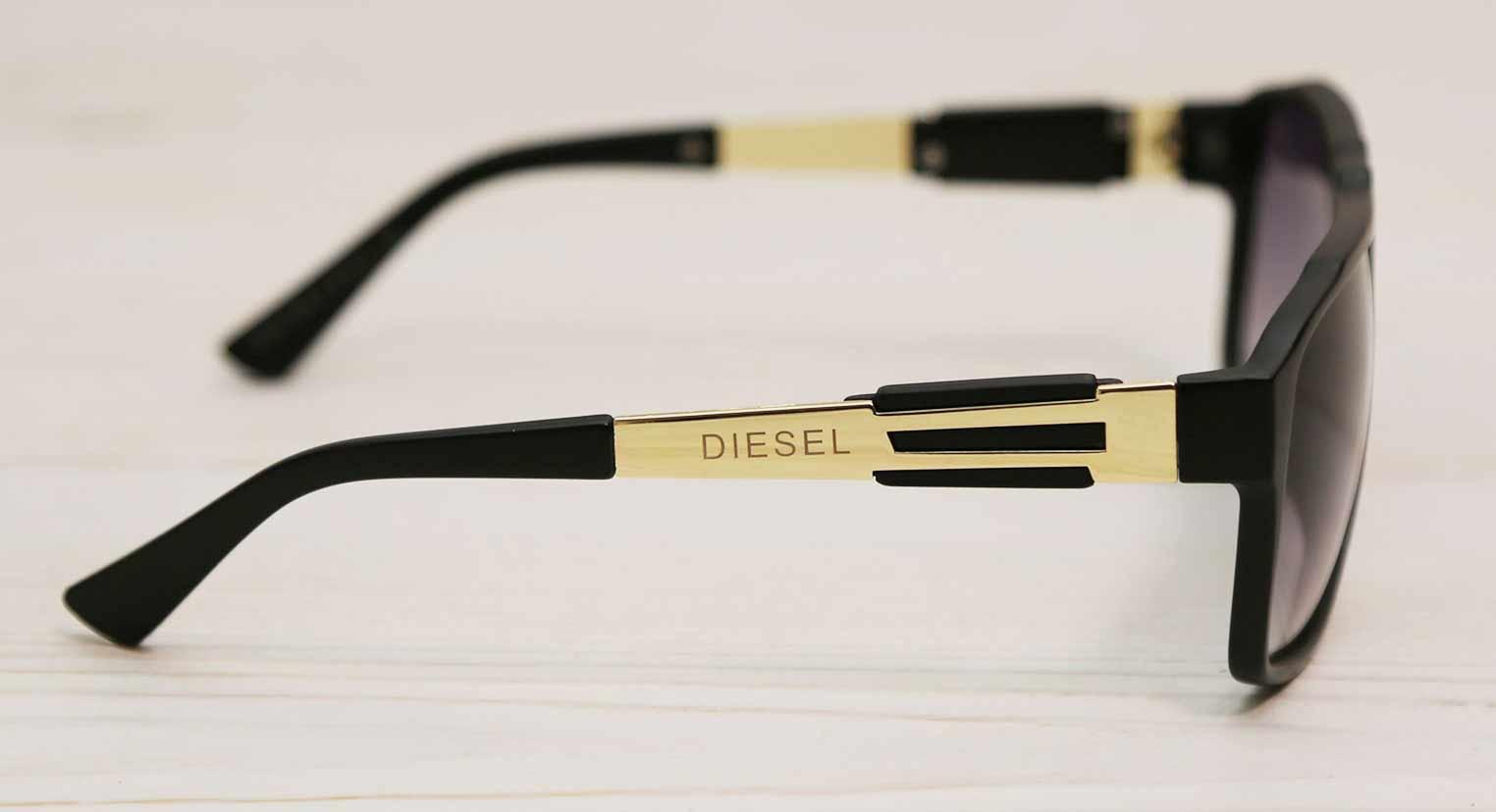 عینک آفتابی دیزل مدل تری لاین Diesel 3Line