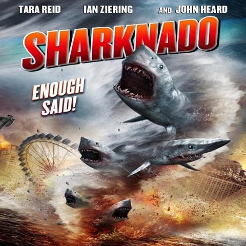 دانلود فیلم Sharknado 5 2017 با دوبله فارسی