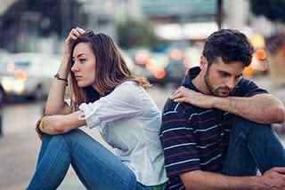 نشانه هاي پايان رابطه عاشقانه
