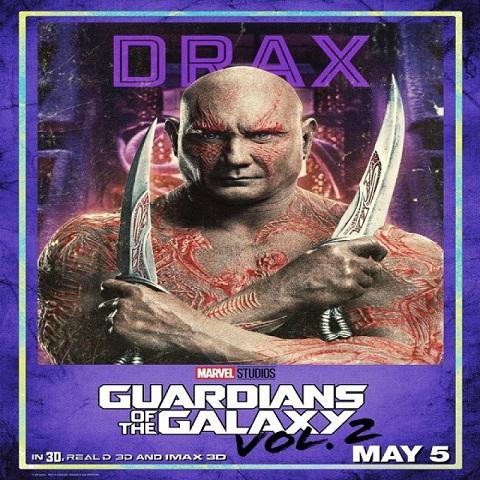 دانلود فیلم Guardians Of The Galaxy Vol 2 2017 با دوبله فارسی