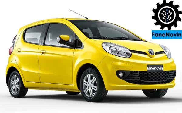 خودروی کوچک چانگان بنی آیا خودروی کوچک چانگان بنی (Changan Benni) جانشین پراید میشود؟