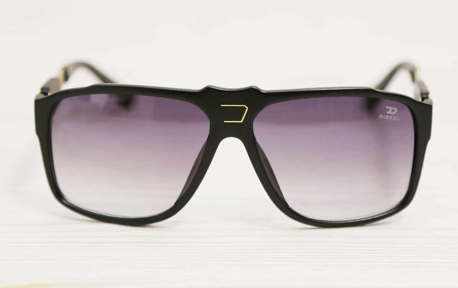فروش عینک آفتابی دیزل زنانه طرح سه لاین