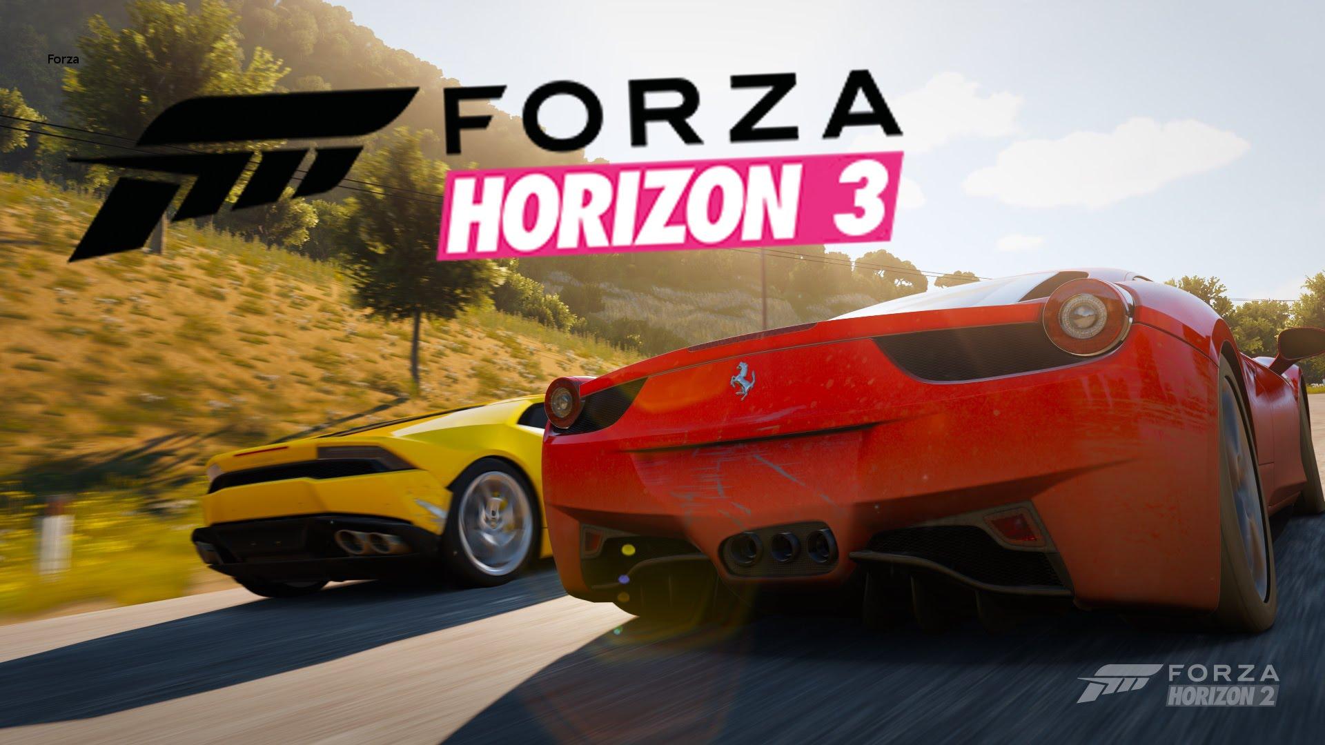 دانلود ترینر بازی Forza Horizon 3
