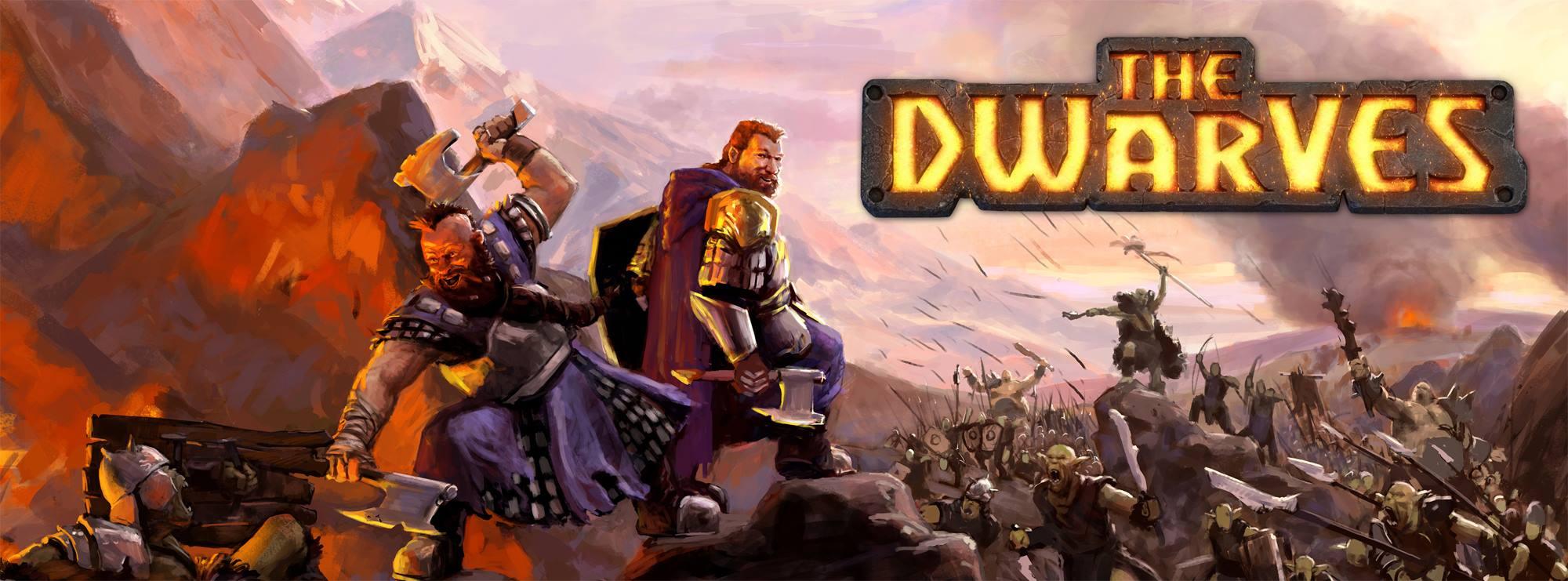 دانلود ترینر بازی The Dwarves