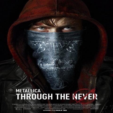 دانلود فیلم Metallica Through The Never 2013 با دوبله فارسی