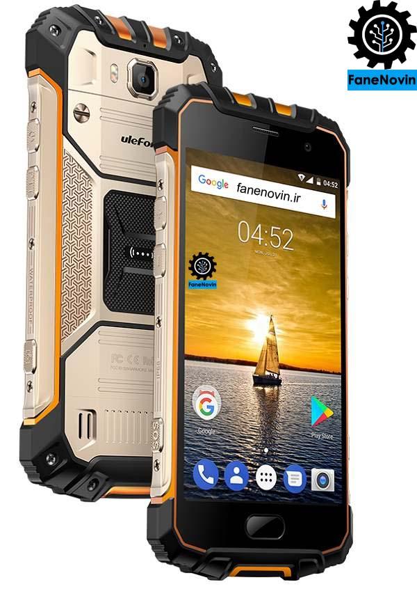 دوربین مناسب گوشی موبایل Ulefone Armor 2