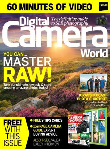 Digital Camera World September 2017